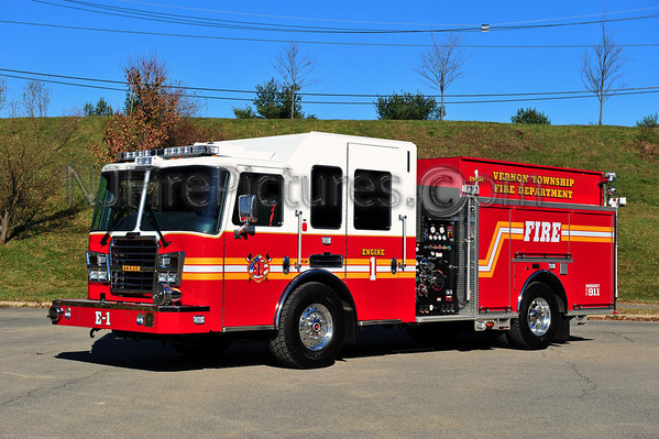 Sussex County Fire Apparatus