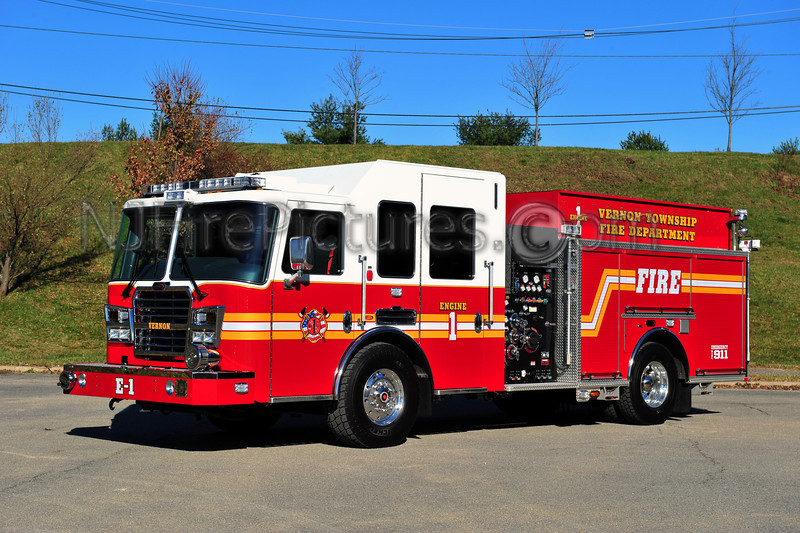 VERNON TWP, NJ ENGINE 1