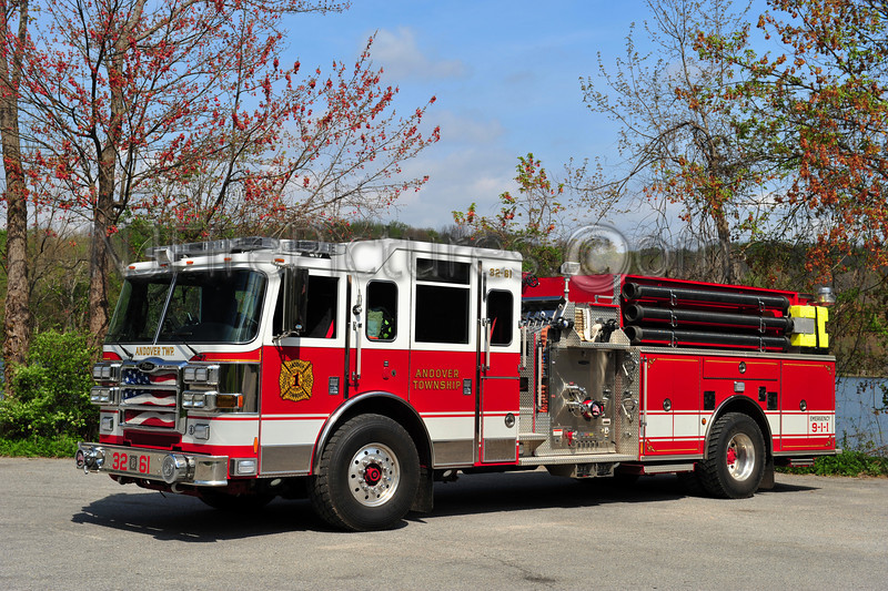 ANDOVER TWP, NJ ENGINE 32-61