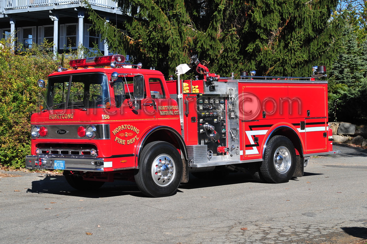 HOPATCONG, NJ ENGINE 158