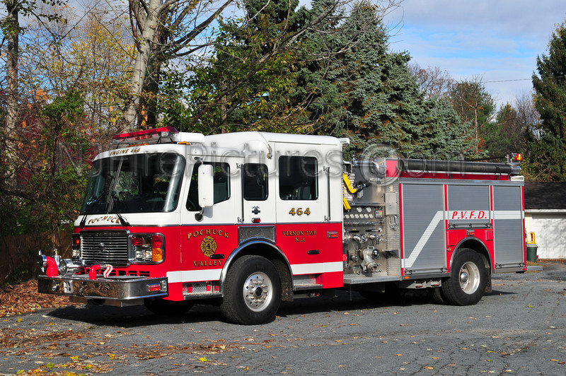 VERNON TWP, NJ POCHUCK VALLEY FC - ENGINE 464