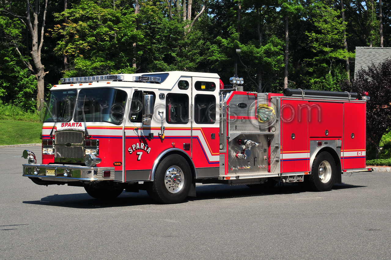 SPARTA, NJ ENGINE 7