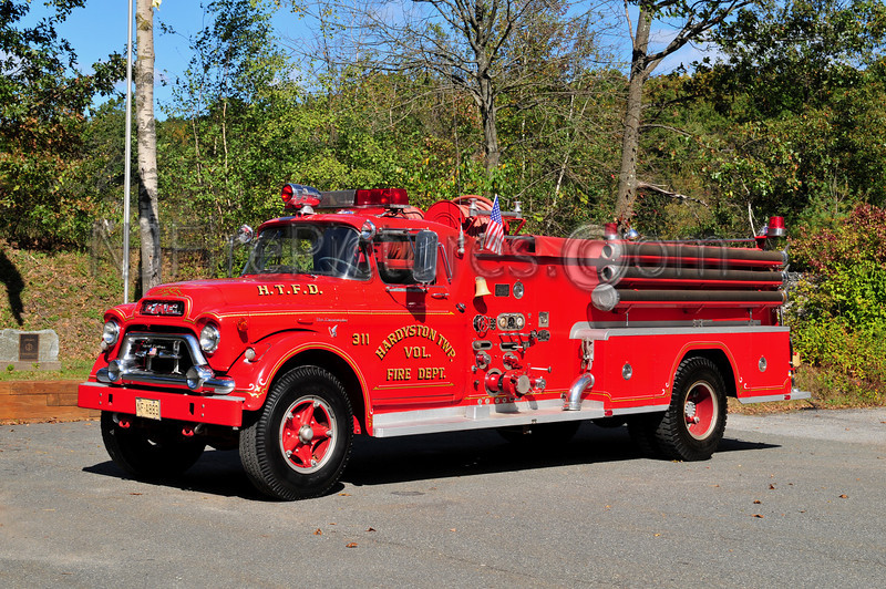 HARDYSTON, NJ ENGINE 311