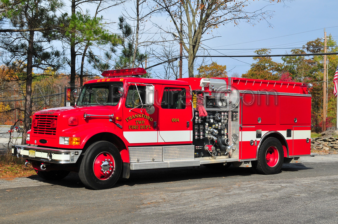 FRANKFORD, NJ ENGINE 2
