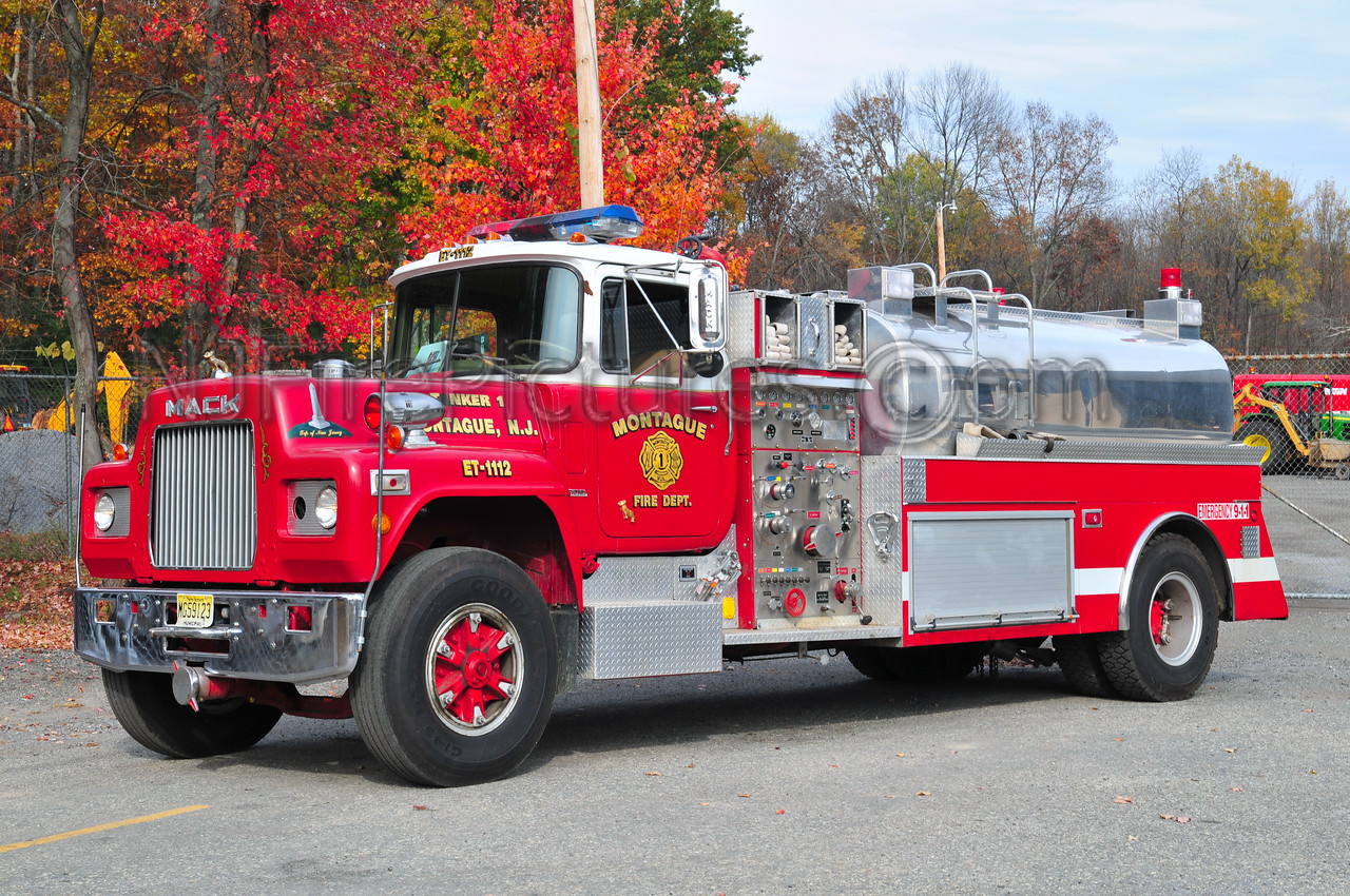 MONTAGUE, NJ TANKER 1