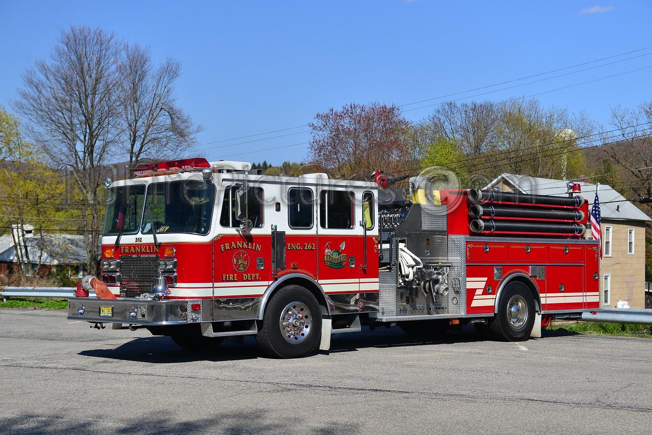 FRANKLIN, NJ ENGINE 262