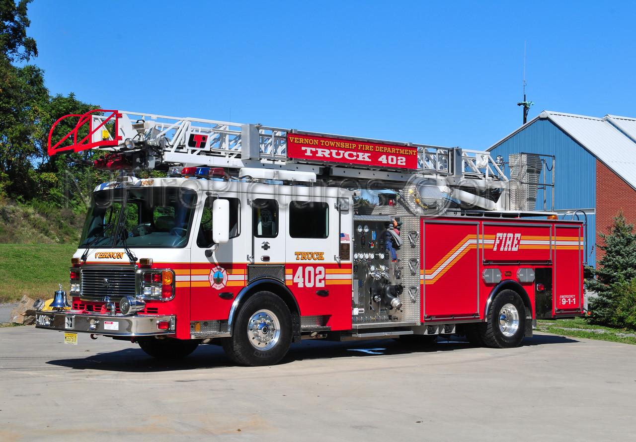 VERNON, NJ TRUCK 402