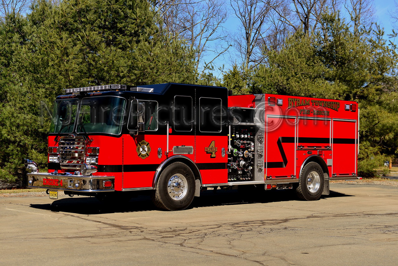 BYRAM, NJ ENGINE 4