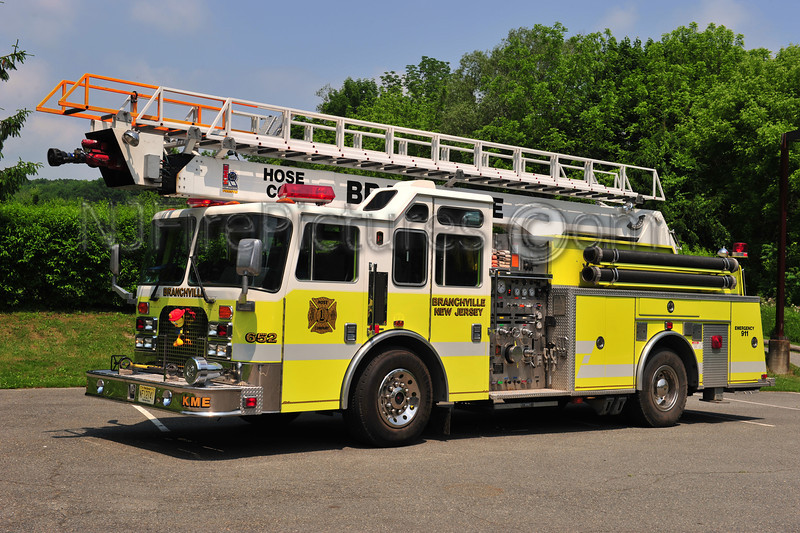 BRANCHVILLE, NJ LADDER 652