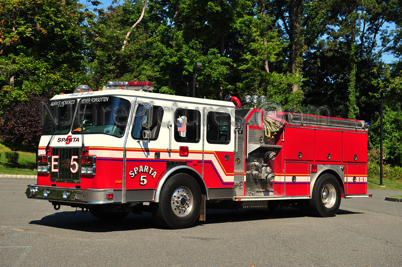 SPARTA, NJ ENGINE 5