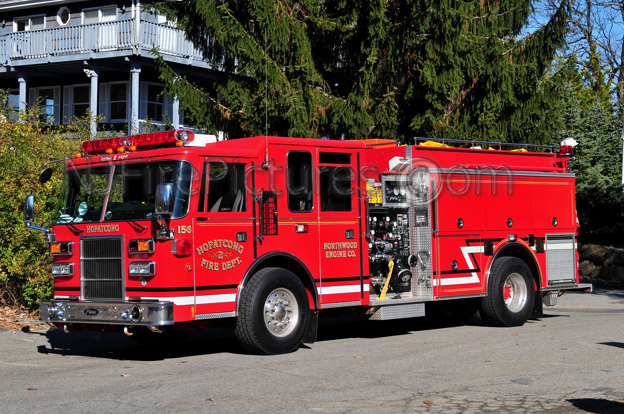 HOPATCONG, NJ ENGINE 156