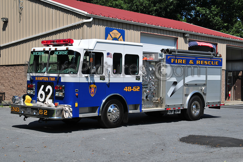 HAMPTON TWP, NJ ENGINE 48-62