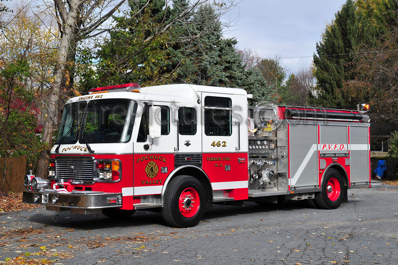 VERNON TWP, NJ POCHUCK VALLEY FC - ENGINE 462