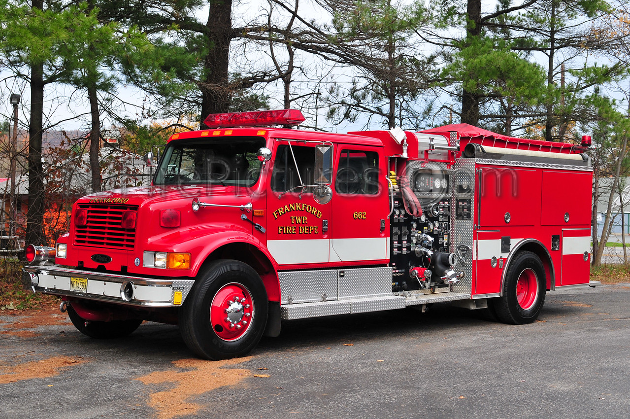 FRANKFORD, NJ ENGINE 3 - (FORMERLY 662)