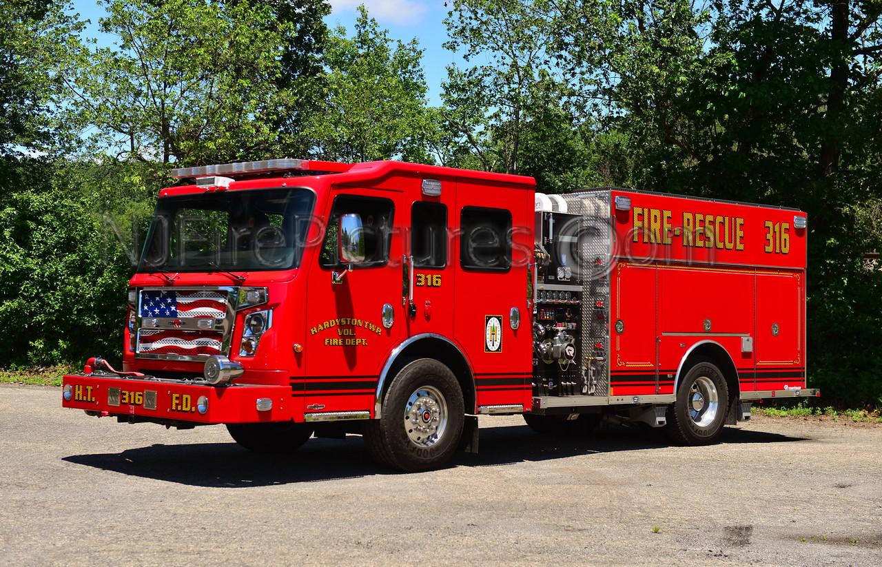 HARDYSTON, NJ ENGINE 316