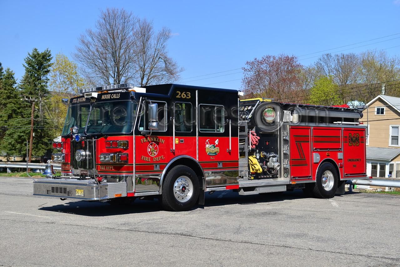FRANKLIN, NJ ENGINE 263