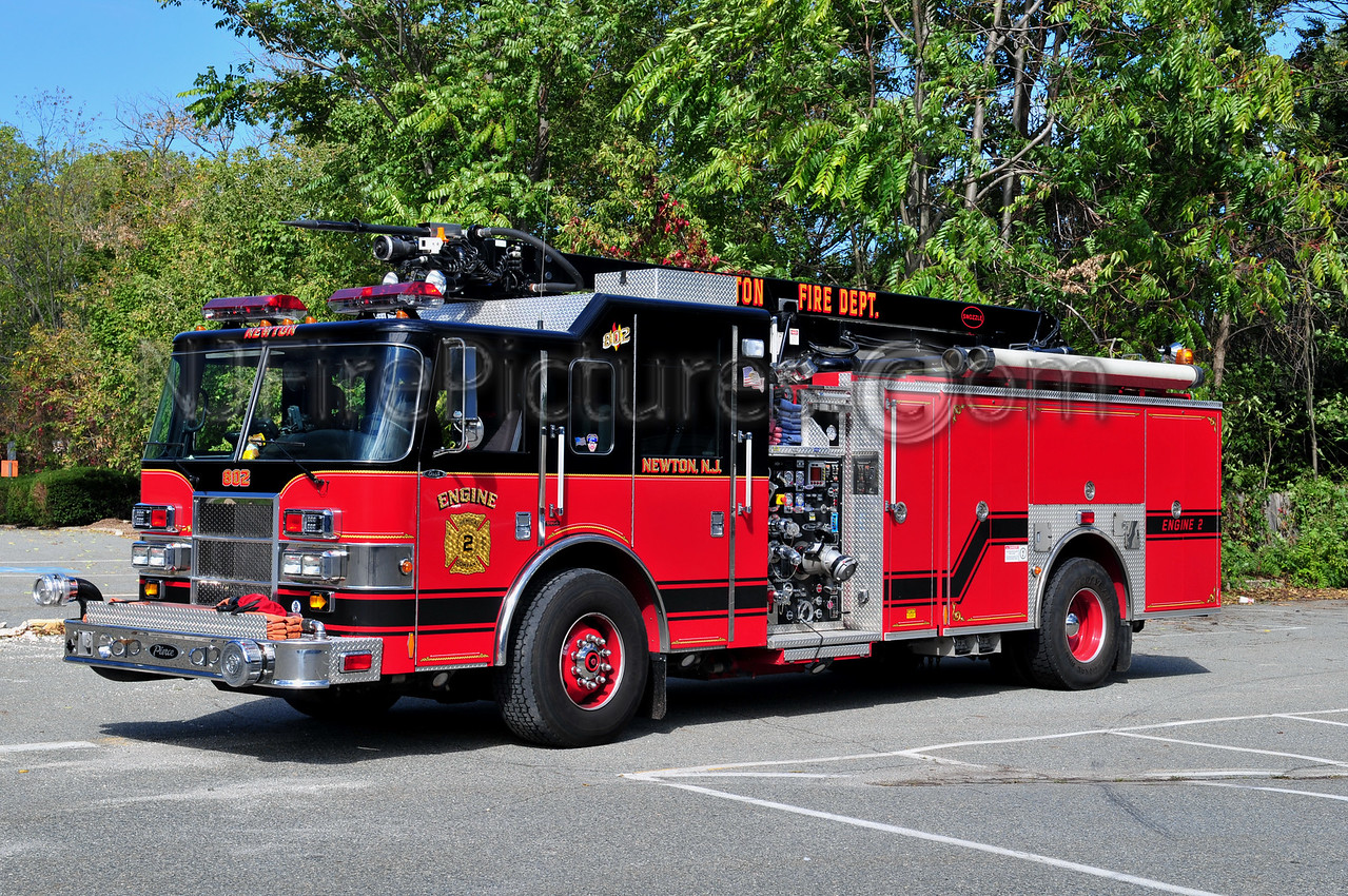 NEWTON, NJ ENGINE 802