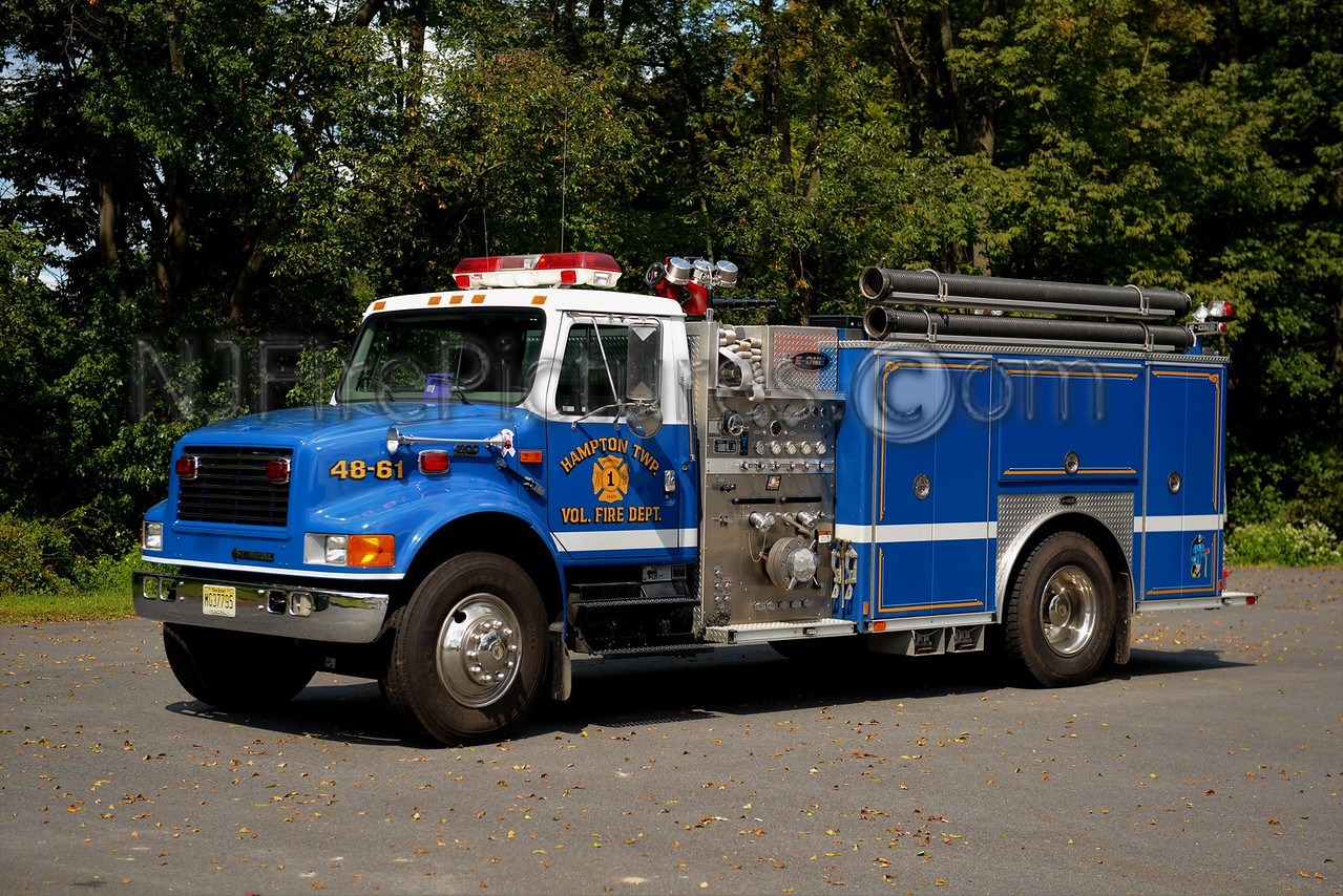 HAMPTON TWP, NJ ENGINE 48-61