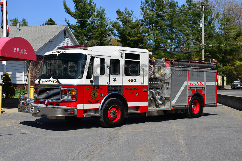 VERNON TWP, NJ (POCHUCK FIRE CO.) ENGINE 462