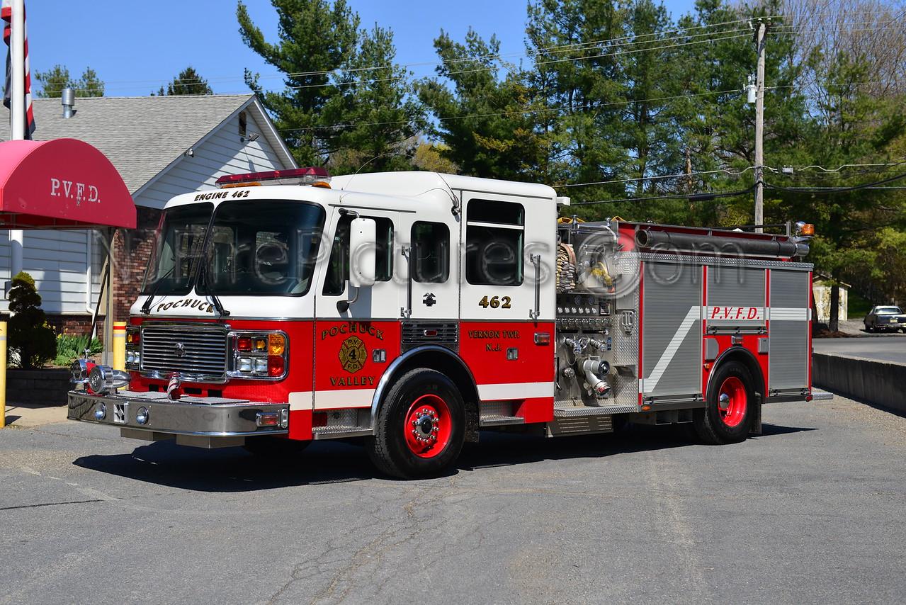 VERNON TWP, NJ (POCHUCK FIRE CO.) ENGINE 462