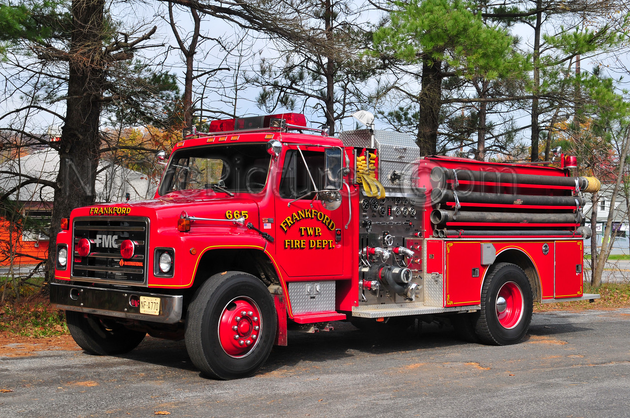 FRANKFORD, NJ ENGINE 1 (FORMERLY 665)