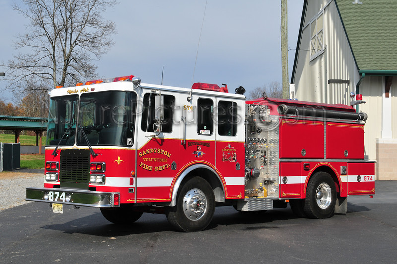 SANDYSTON, NJ ENGINE 4