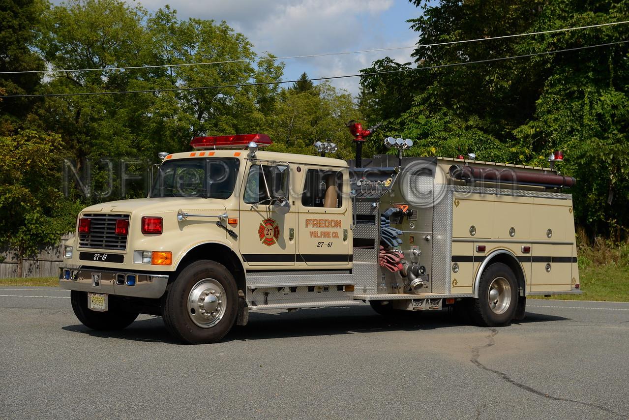 FREDON, NJ ENGINE 27-61