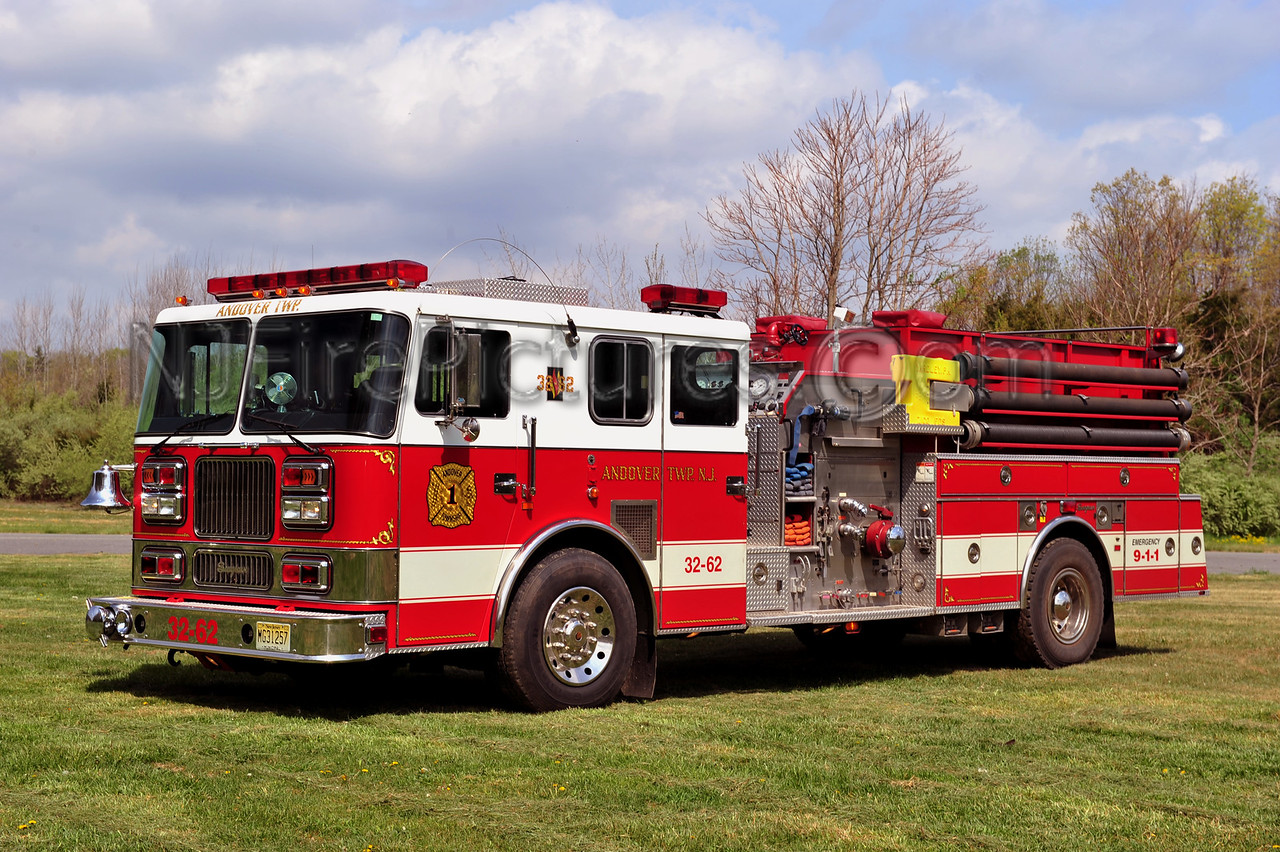 ANDOVER TWP, NJ ENGINE 32-62
