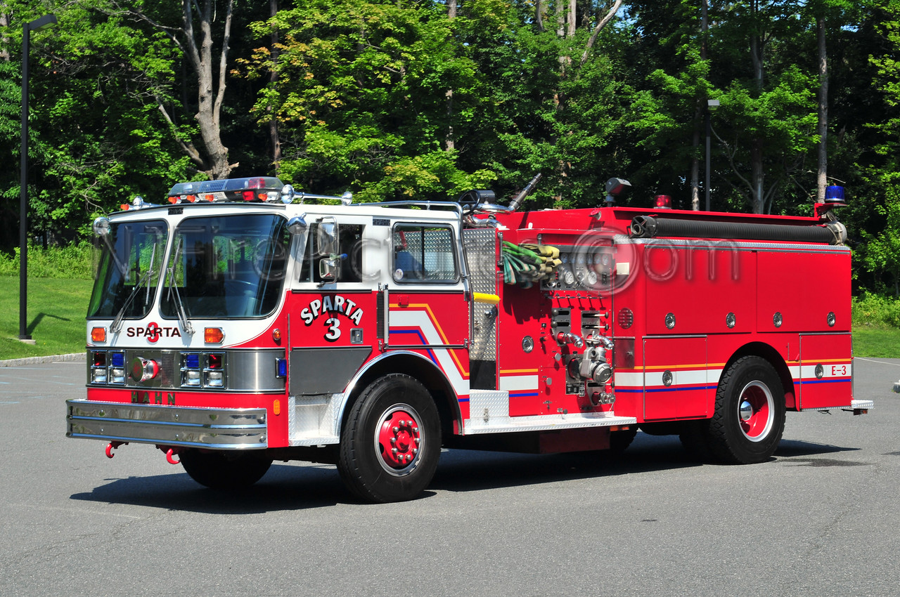 SPARTA, NJ ENGINE 3