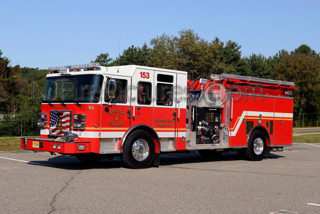 HOPATCONG, NJ ENGINE 153