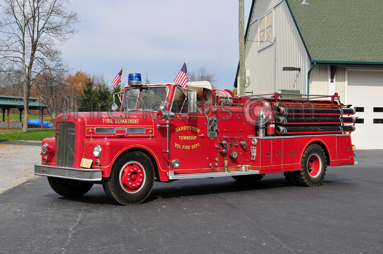 SANDYSTON, NJ ENGINE 871