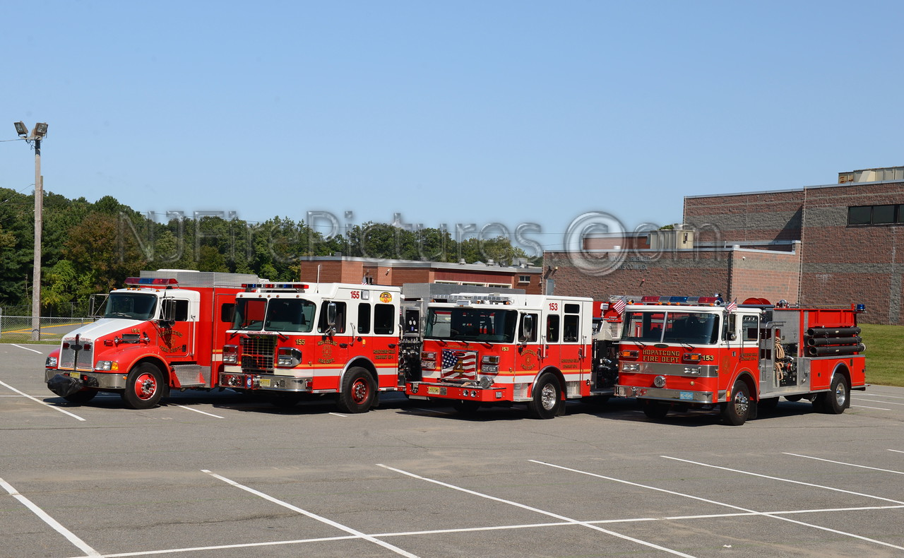 HOPATCONG, NJ CO# 4 FLEET