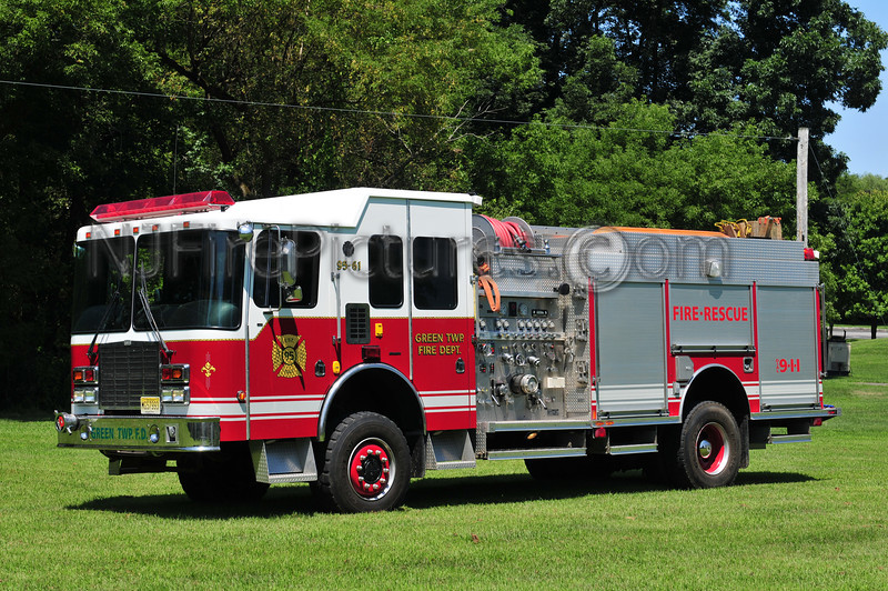 GREEN TOWNSHIP, NJ ENGINE 95-61