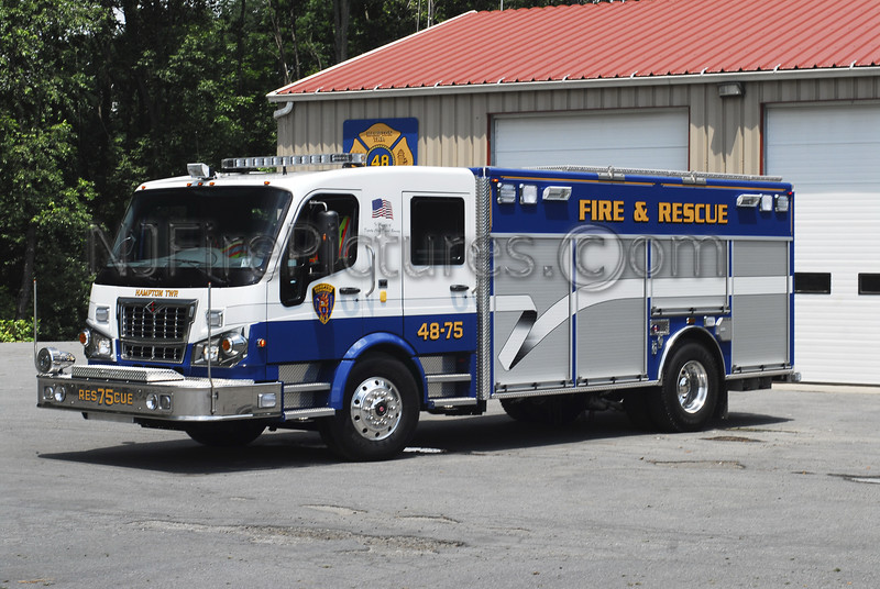 HAMPTON, NJ RESCUE 48-75