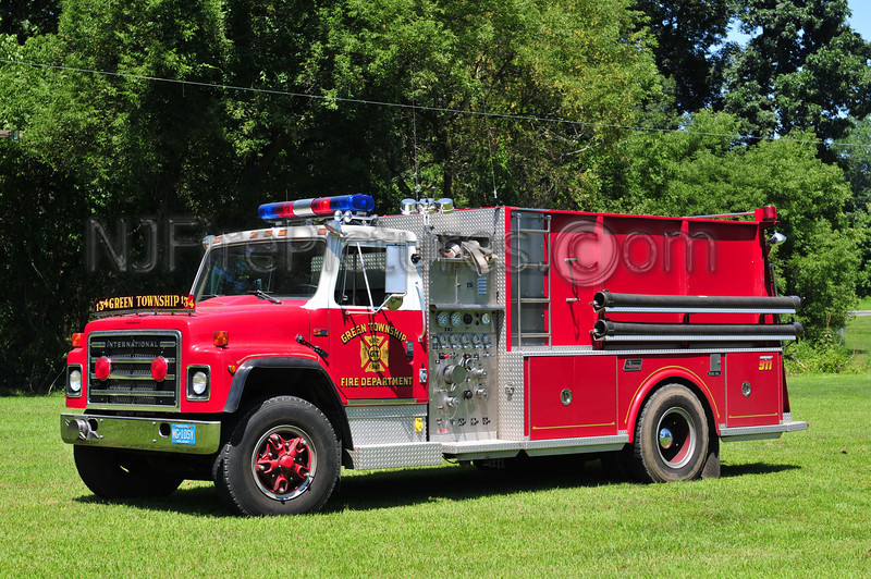 GREEN TOWNSHIP, NJ TANKER 95-71