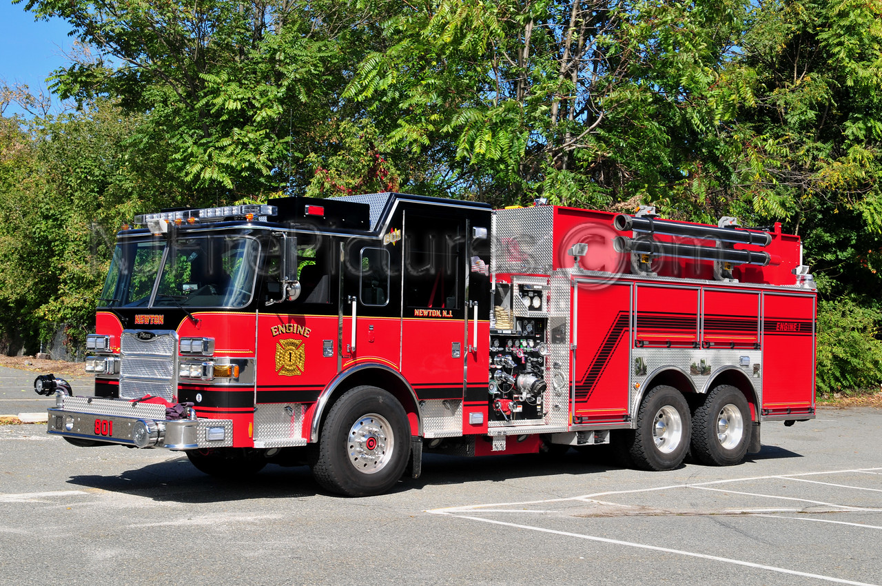 NEWTON, NJ ENGINE 801