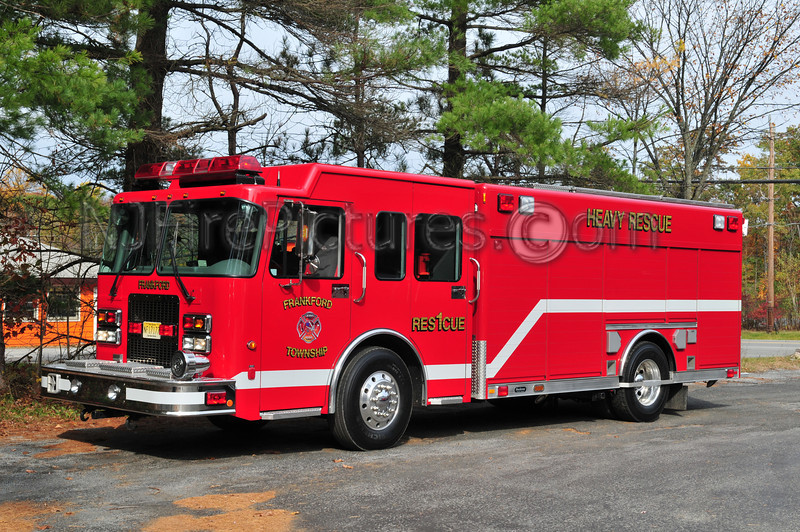 FRANKFORD, NJ RESCUE 1