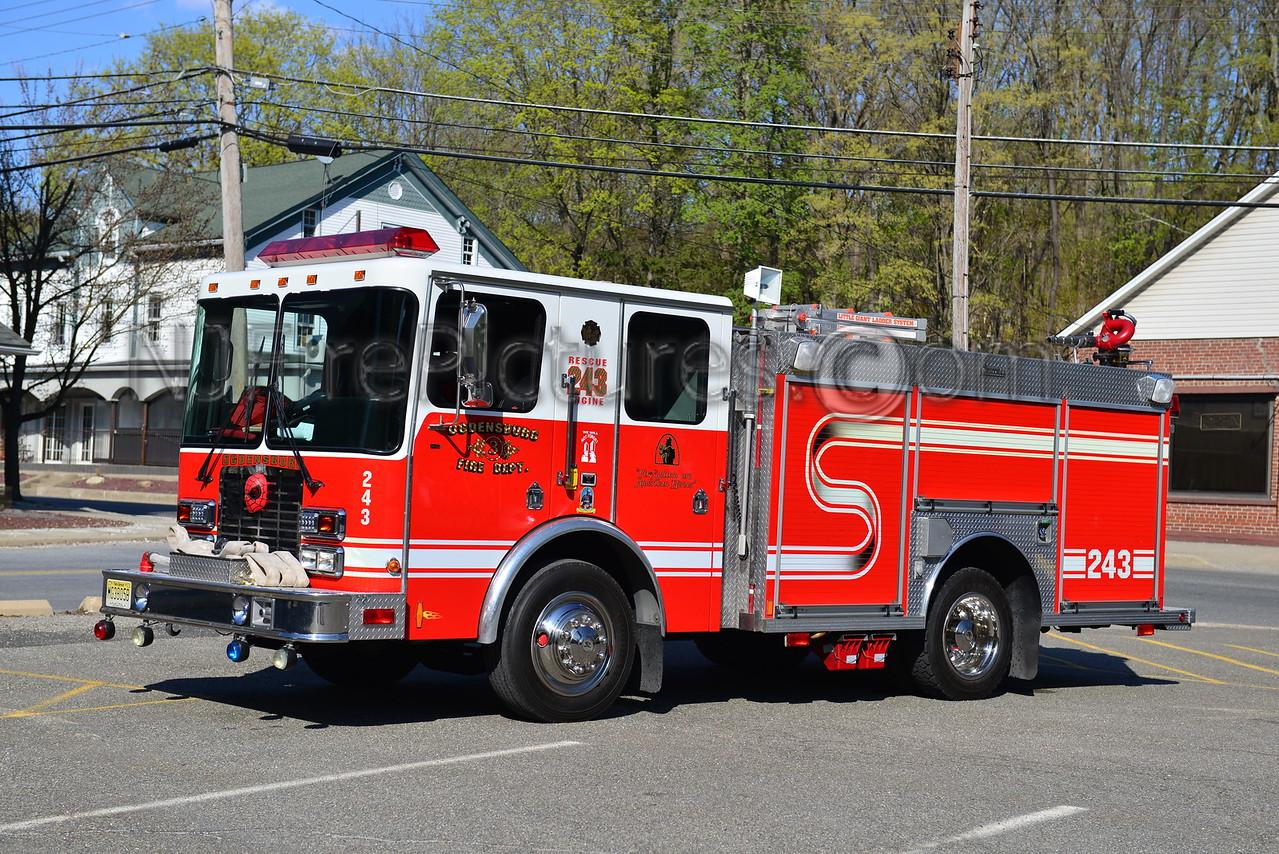 OGDENSBURG, NJ ENGINE 243