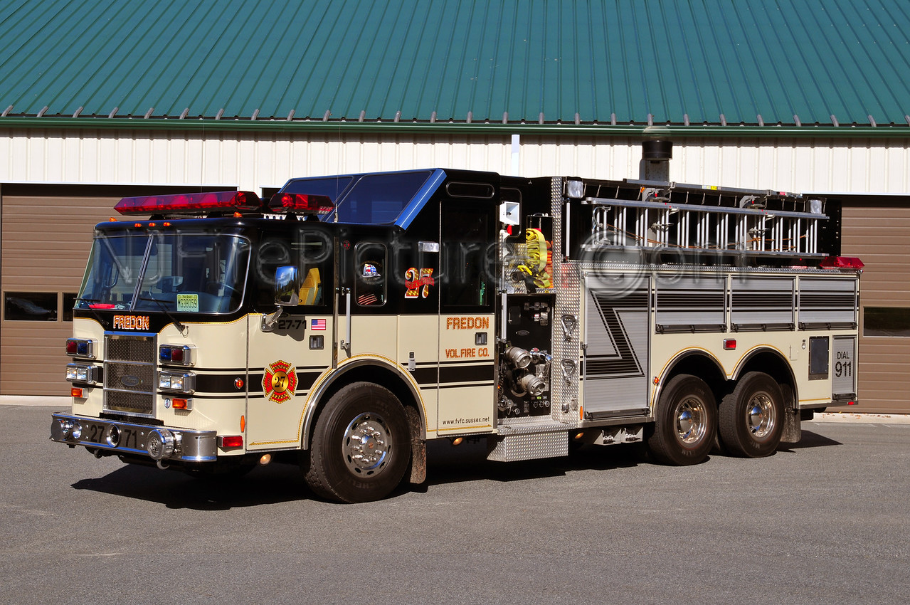 FREDON, NJ ENGINE 27-71