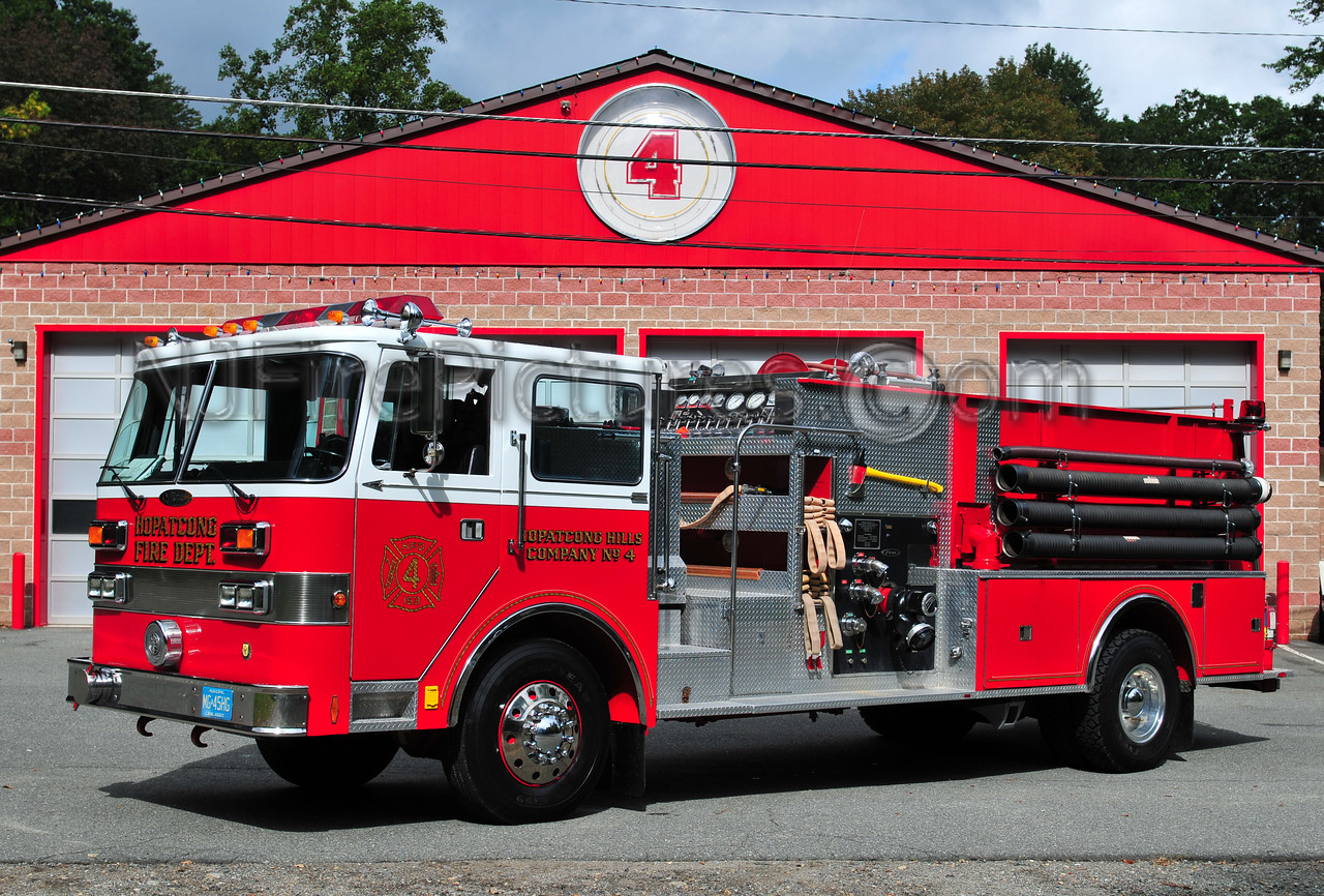 HOPATCONG, NJ ENGINE 153