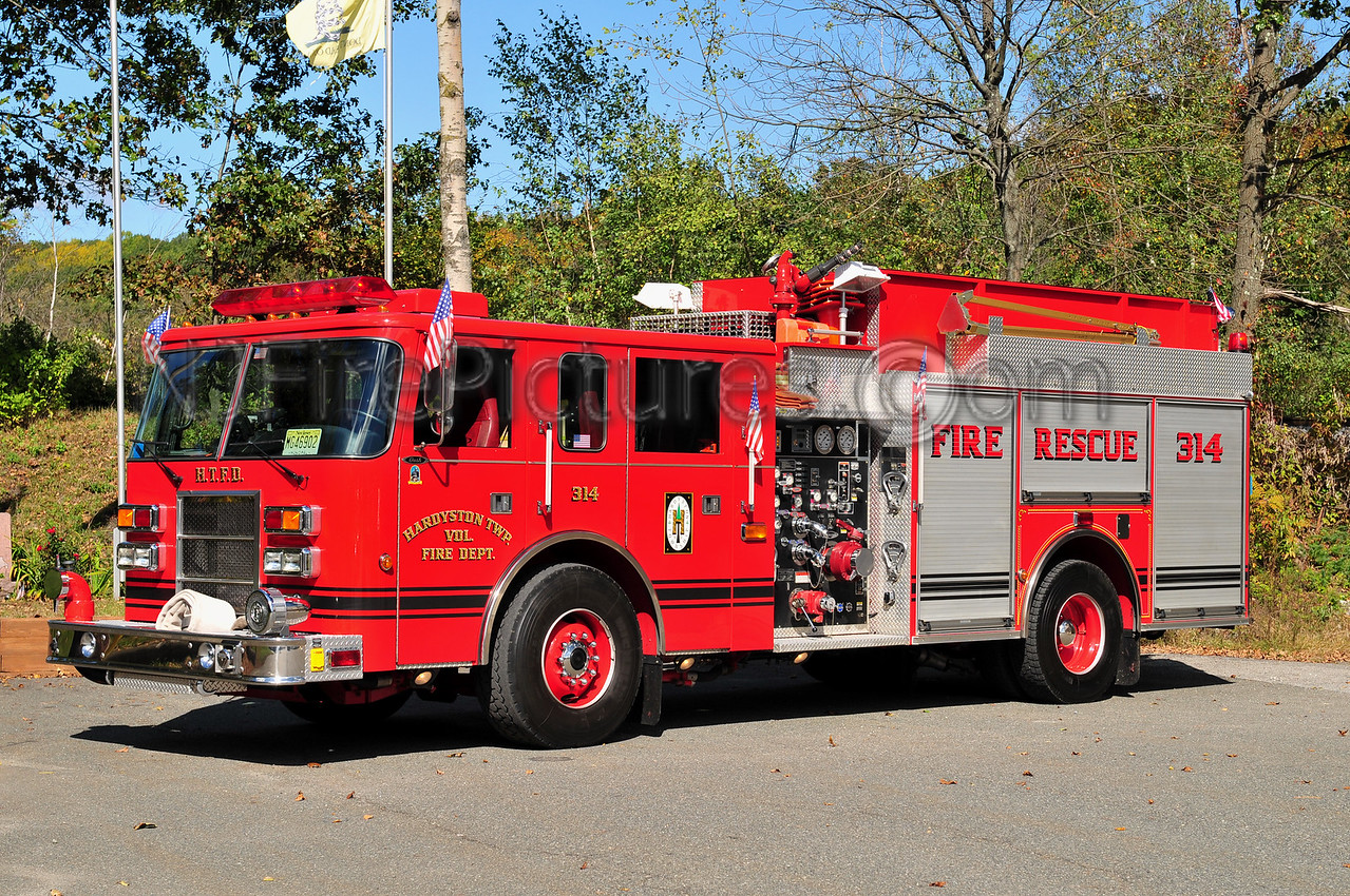 HARDYSTON, NJ ENGINE 314
