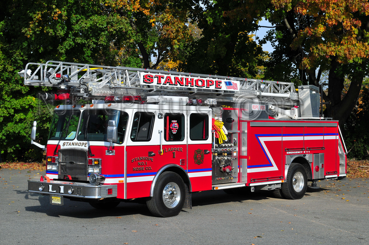 STANHOPE, NJ LADDER 1