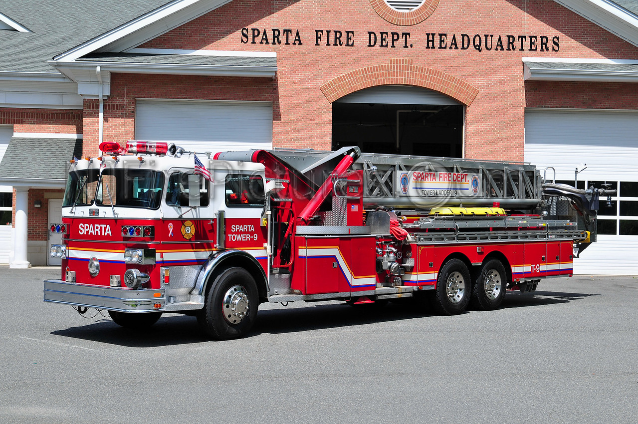 SPARTA, NJ TOWER 9