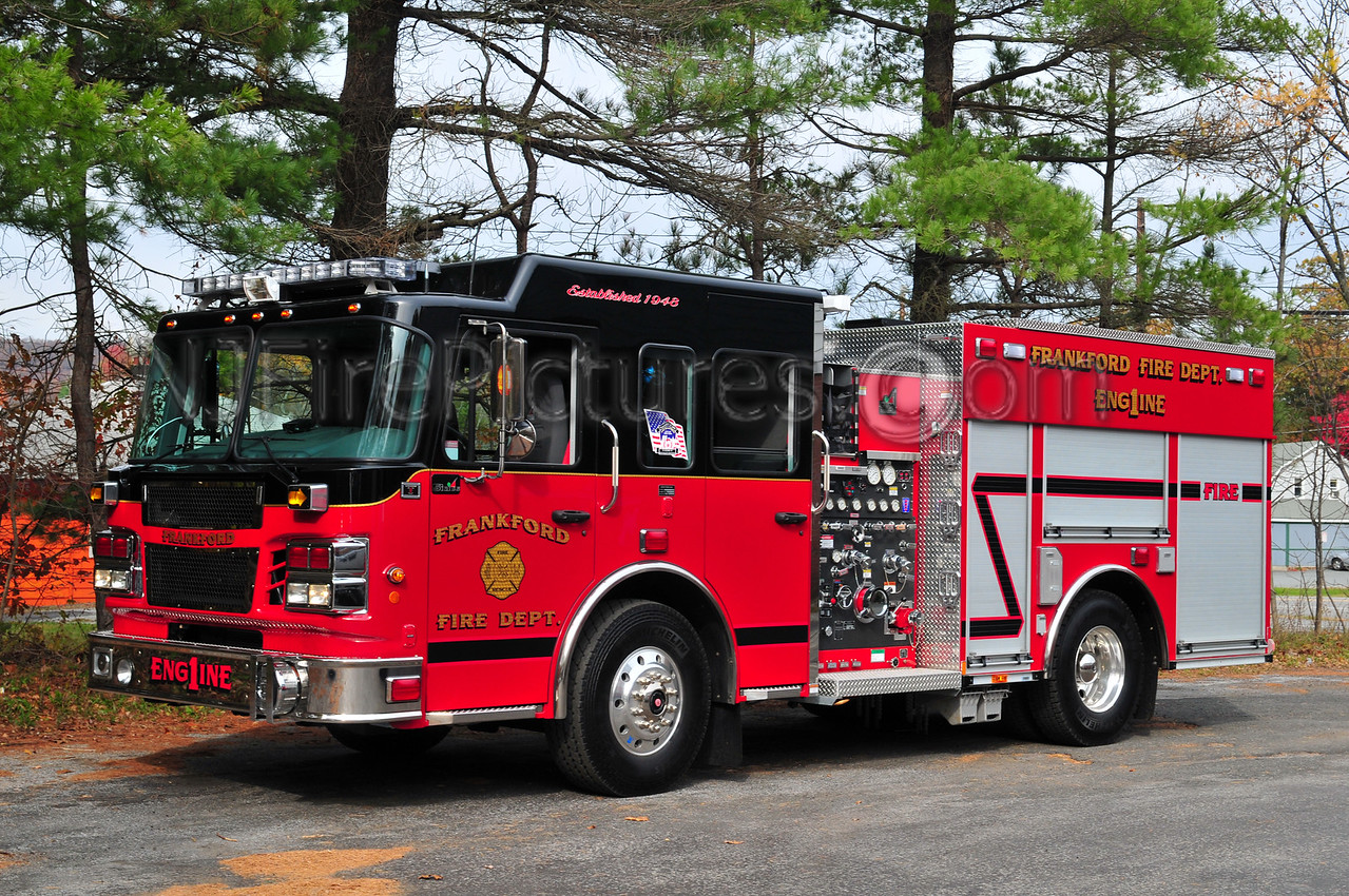 FRANKFORD, NJ ENGINE 1