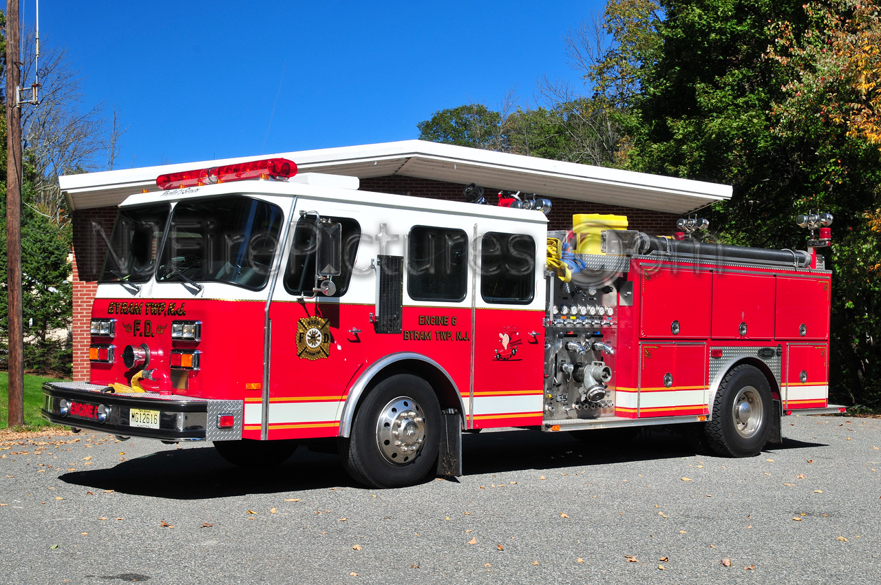 BYRAM, NJ ENGINE 6