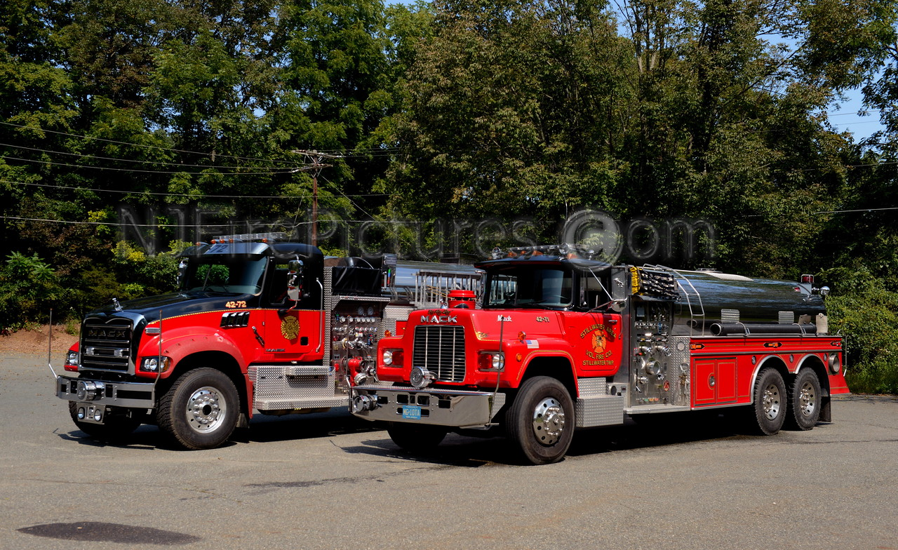 STILLWATER, NJ TANKER 42-71 AND 42-72