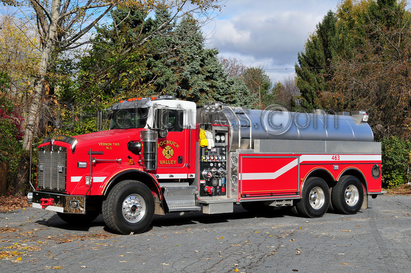 VERNON TWP, NJ (POCHUCK VALLEY F.C.) TANKER 463