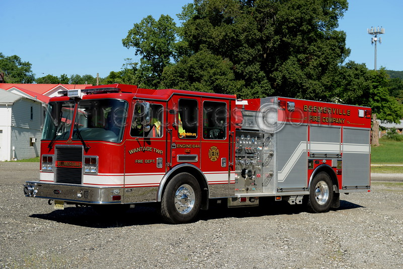 WANTAGE TWP, NJ ENGINE 644 BEEMERVILLE