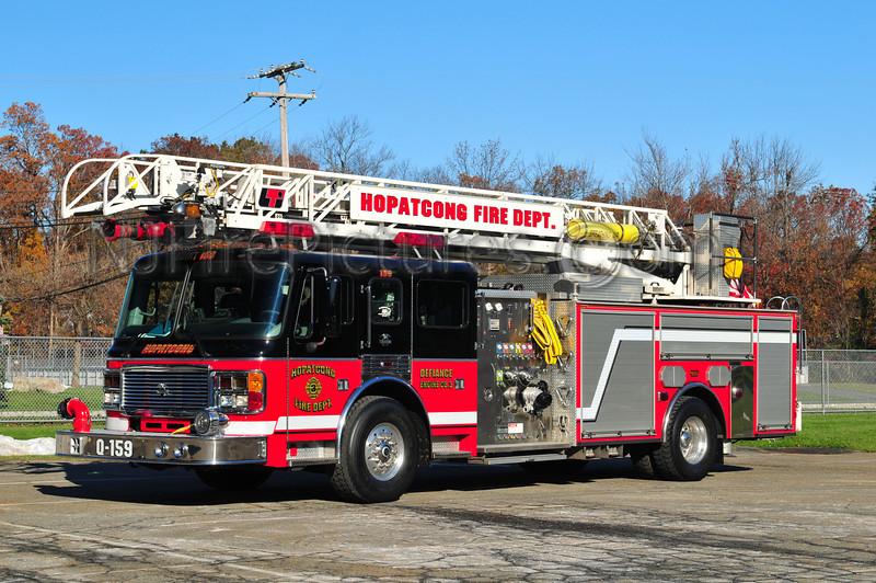 HOPATCONG, NJ QUINT 159