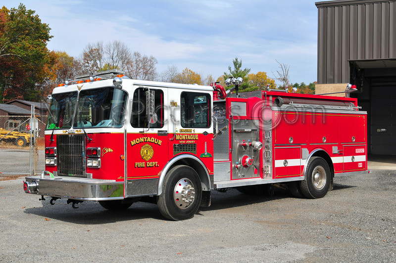 MONTAGUE, NJ ENGINE 1